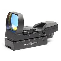 Коллиматорный прицел Sightmark Sure Shot 1x45 Reflex Riflescopes SM13003B-dt