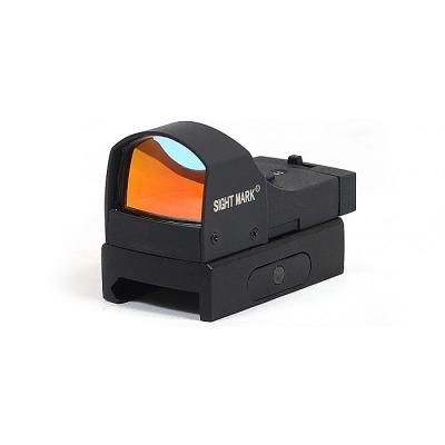 Коллиматорный прицел mini Sightmark Sure Shot Reflex 1x33 SM13001 (мини, типа Docter)
