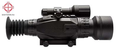 Цифровой прицел Sightmark Wraith HD 4-32x50 (SM18011)