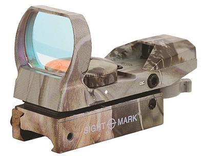 Коллиматорный прицел Sightmark Sure Shot Reflex Sight Camo Dove Tail SM13003C-DT
