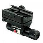 Лазерный целеуказатель AACT5R красный лазер SM13035 (крепление на weaver)