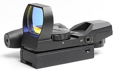 Коллиматорный прицел с ЛЦУ SightecS FT13002-DT