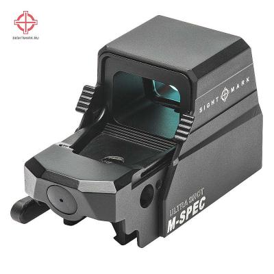 Коллиматорный прицел Sightmark Ultra Shot M-Spec LQD на Вивер (SM26034)
