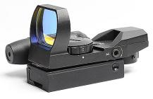 Коллиматорный прицел Sightmark Laser Dual Shot Dove Tail SM13002-DT