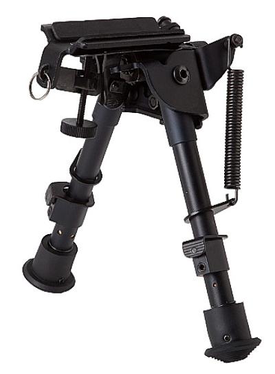 Сошки для оружия Firefield Compact Bipod FF34023 длина от 23 до 36 см (на Weaver или антабку)